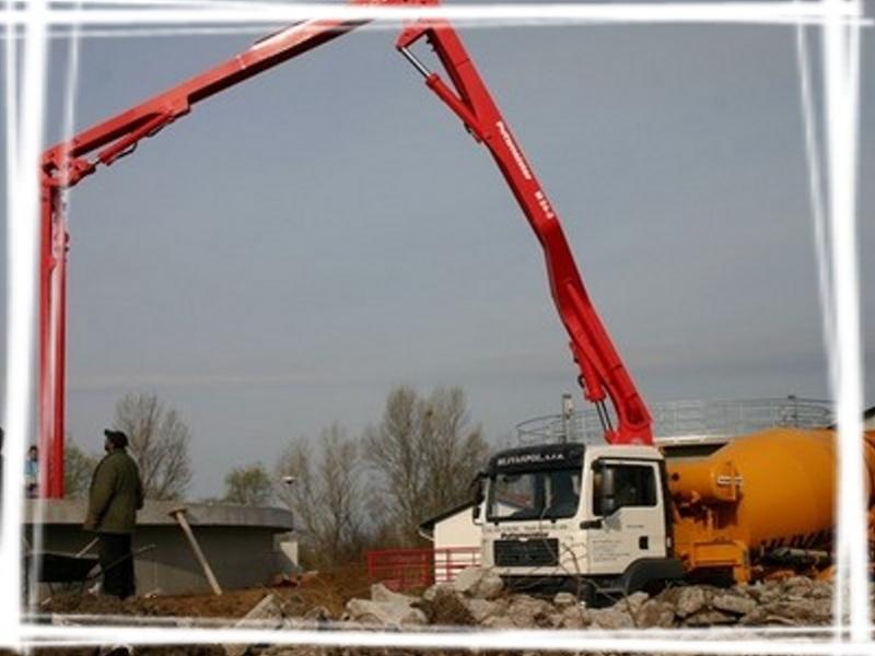CIMEX s.r.o. - betonáreň Štúrovo